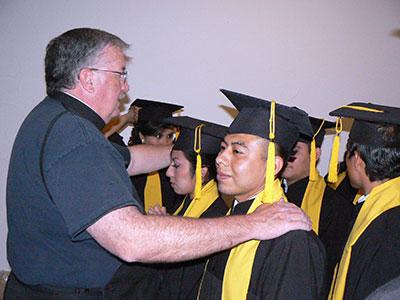 Fr. Phil graduates
