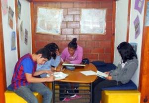 Un piccolo gruppo di studio