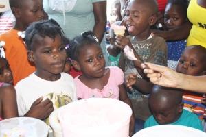 HAITI.PORT-AU-PRINCE. 24 dicembre 2013